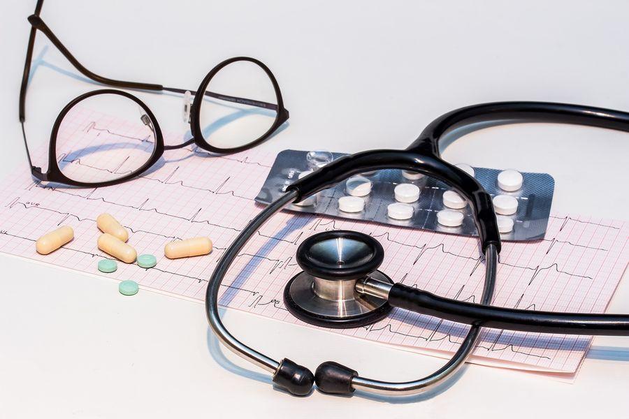 Arzt Gerätschaften Medizin