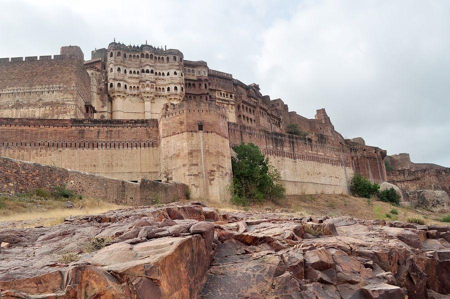 Fort Jaipur Indien