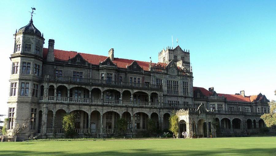 Indien Hochschule Shimla Recherche Visum